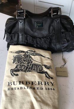 Authentic Burberry Handbag Thumbnail