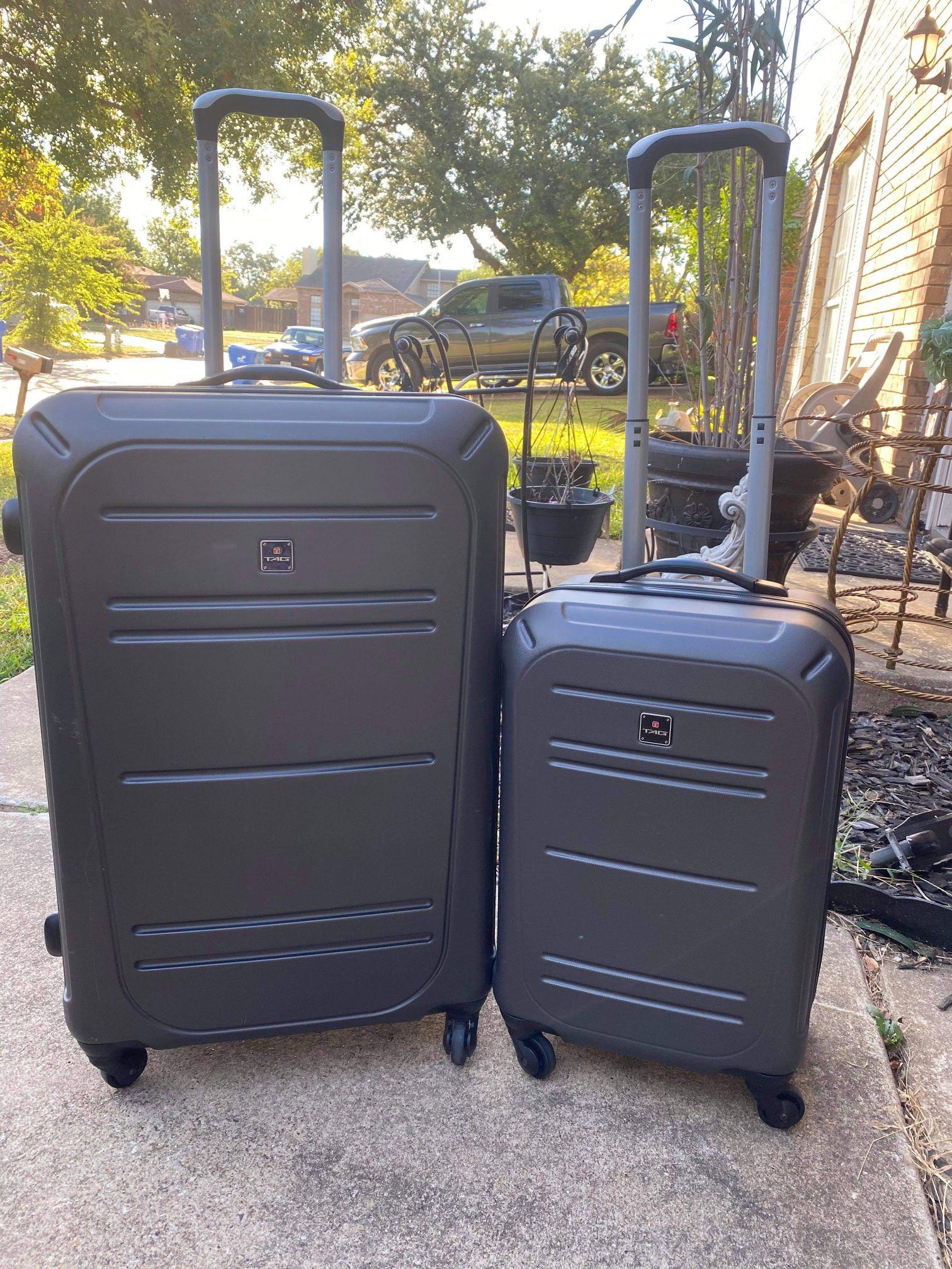 Tag Luggage Set