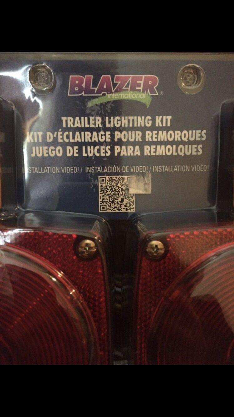 Trailer Lighting Kit