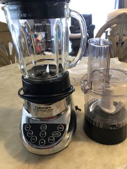 Cuisinart Blender and Food Processor Thumbnail