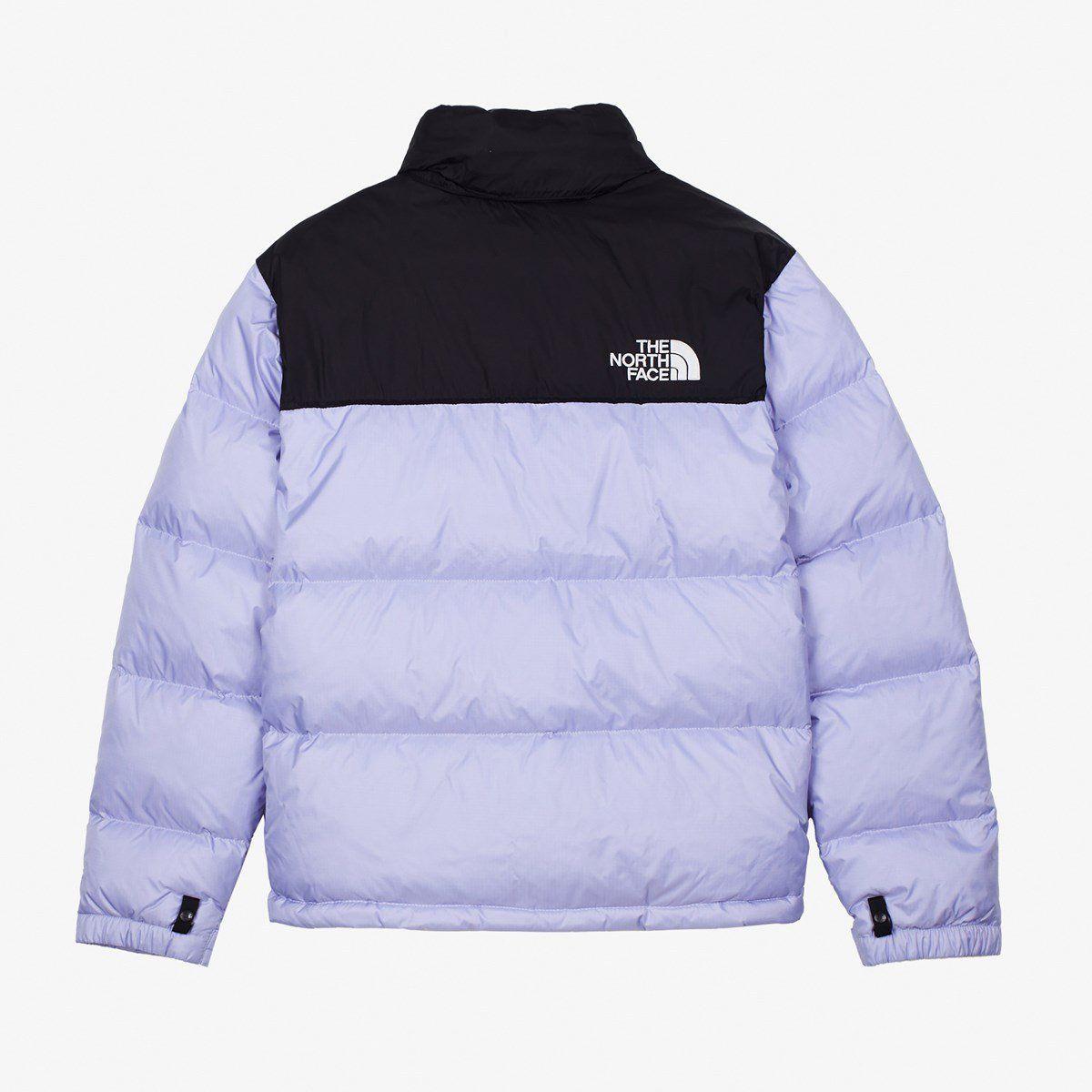 NWT The North Face TNF 1996 Retro Nuptse Sweet Lavender Purple Down Jacket M