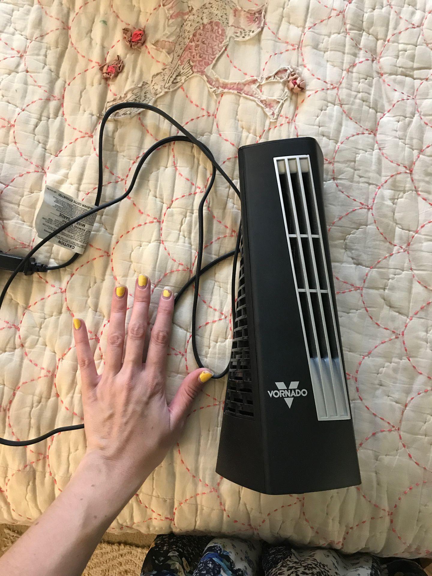 small oscillating fan