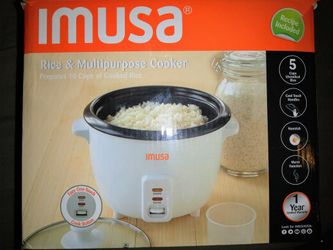 Imusa rice cooker Thumbnail