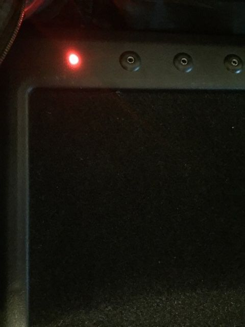 SKB PS8 Guitar Effect Powered Pedalboard
