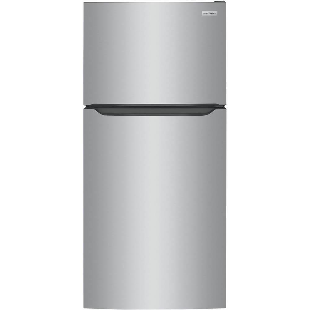 Frigidaire FFTR2045VS 20 Cu. Ft. Top-Freezer Refrigerator - Stainless Steel