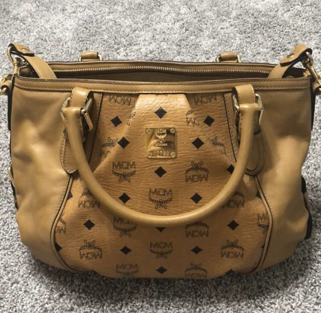 MCM authentic bag