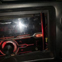 Pioneer Double DIN Bluetooth Stereo Thumbnail