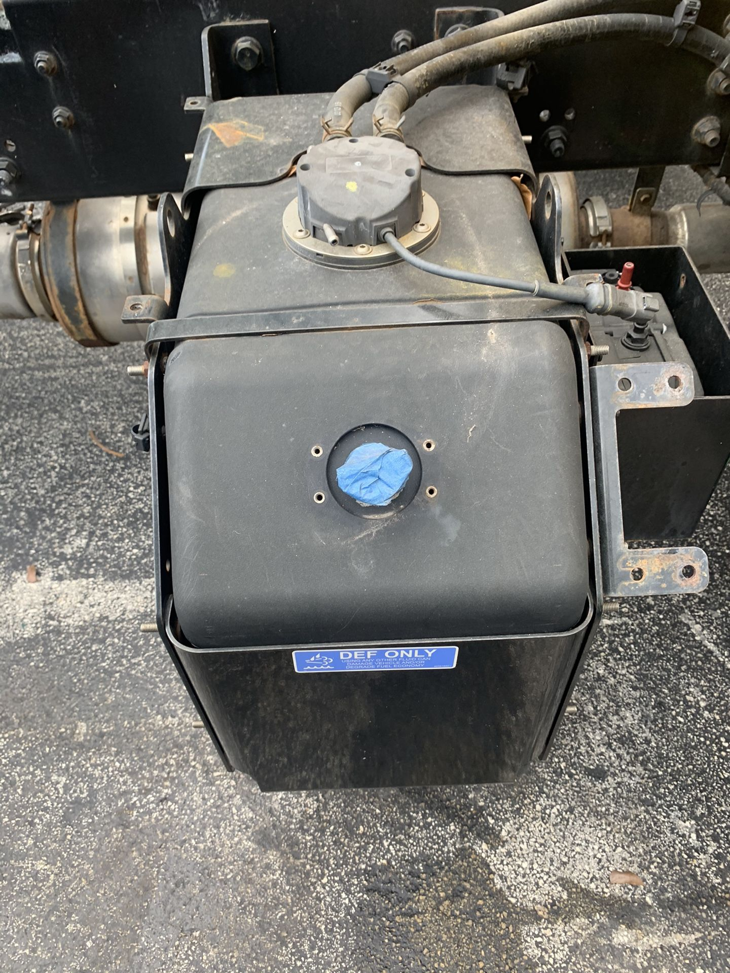 International Truck Parts Chassis