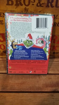 Dr. Seuss' How The Grinch Stole Christmas Delux Edition Brand New Sealed  Thumbnail
