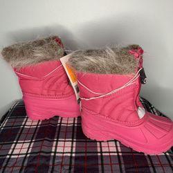 Toddler Snow Boots Thumbnail