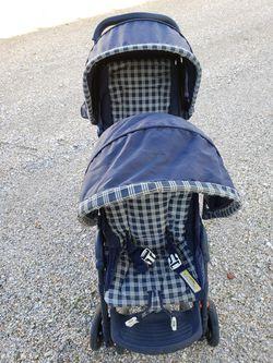Graco duoglider double stroller Thumbnail