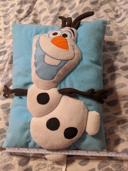 Olaf pillow Thumbnail