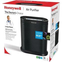 Honeywell HA202BHD True HEPA 310 sq. ft. Allergen Remover Air Purifier Thumbnail