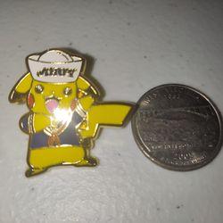Pikachu Pokemon Pin Sailor Ahoy Thumbnail