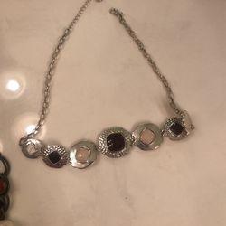 Two unique choker necklaces Thumbnail
