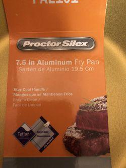 """🙋♀️ Proctor Silex Gold Aluminum Pan - 7.5"""" Thumbnail"""