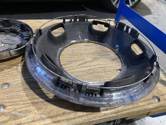Ram 3500 Dually Wheel Covers  Thumbnail