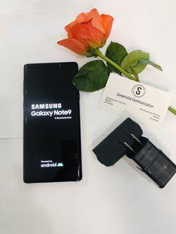Samsung galaxy note 9 128gb unlocked  Thumbnail