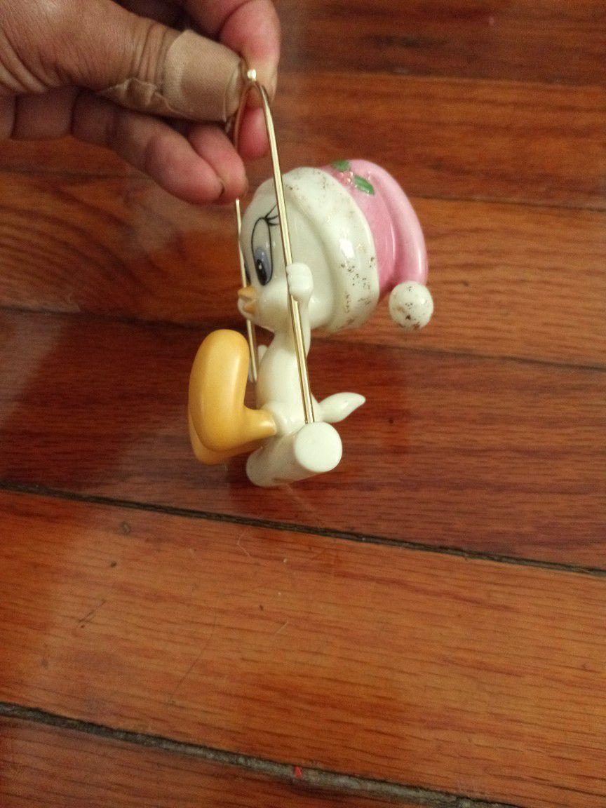 Lennox Tweety Bird Figurine. Like Us Great Condition.No Chips