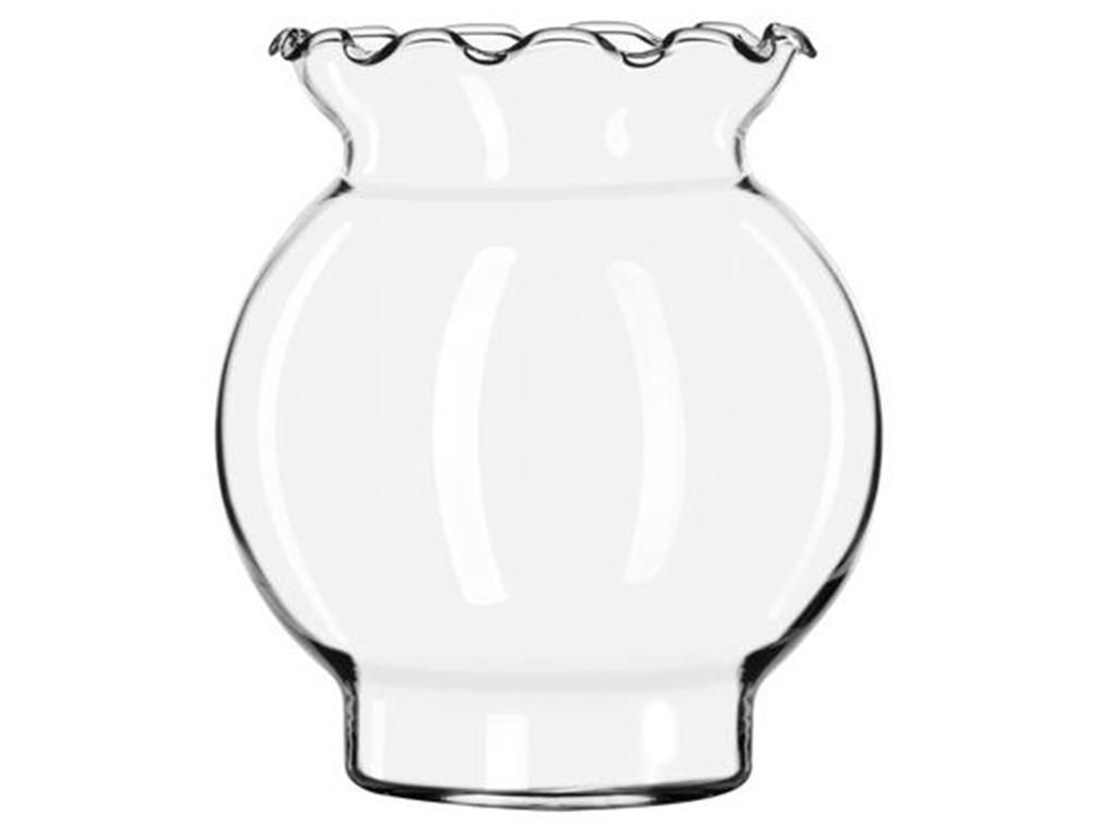 CRISA BY LIBBY GLASS INC 1780375 CRISA BY LIBBEY GLASS CRIMP IVY BOWL 5 25(PP)
