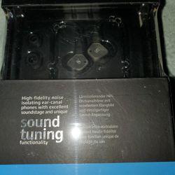 Sennheiser IE80 in ear headphones  Thumbnail