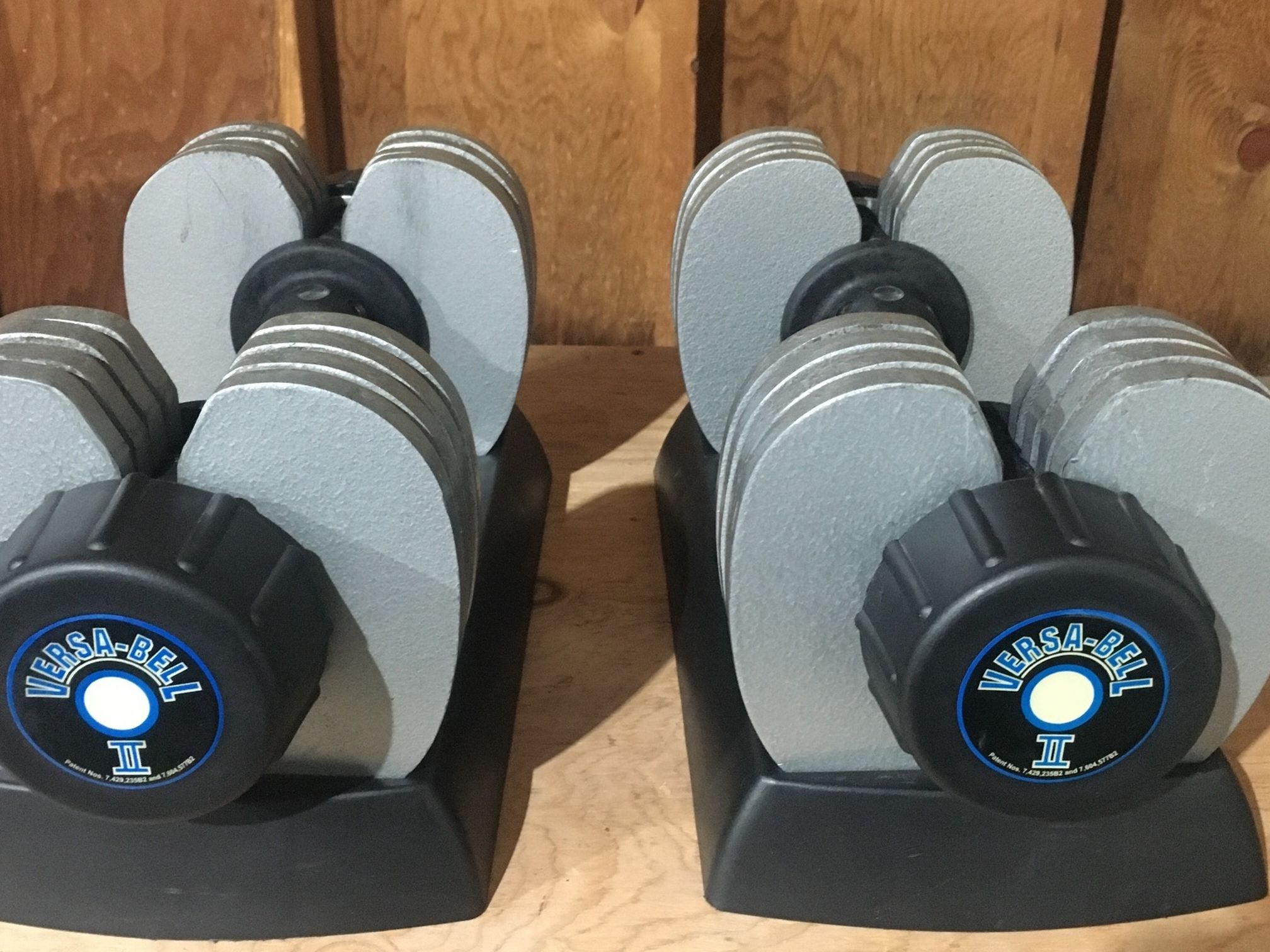 Versa-bell Adjustable Dumbbells