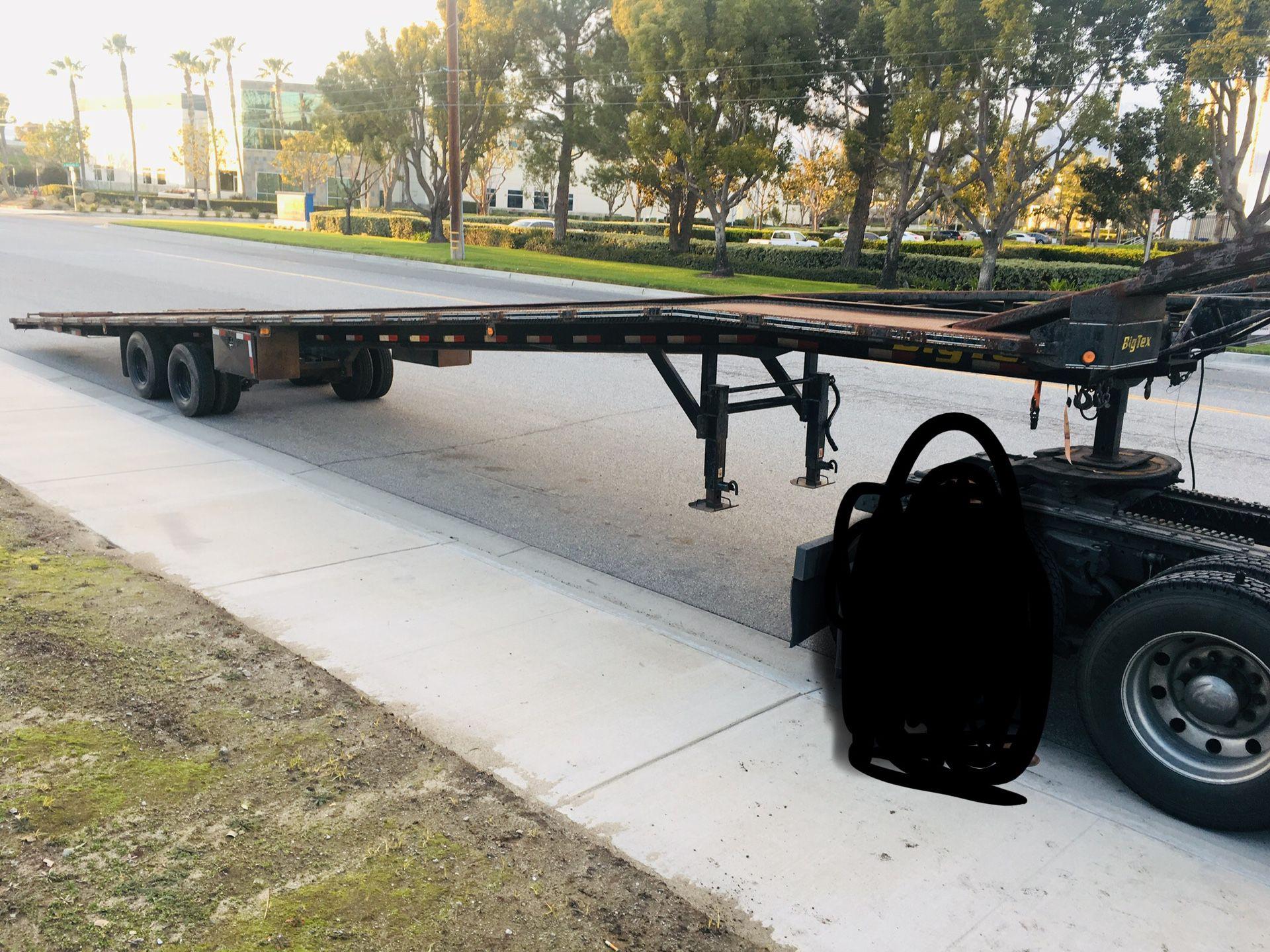 2008 big Tex car hauler