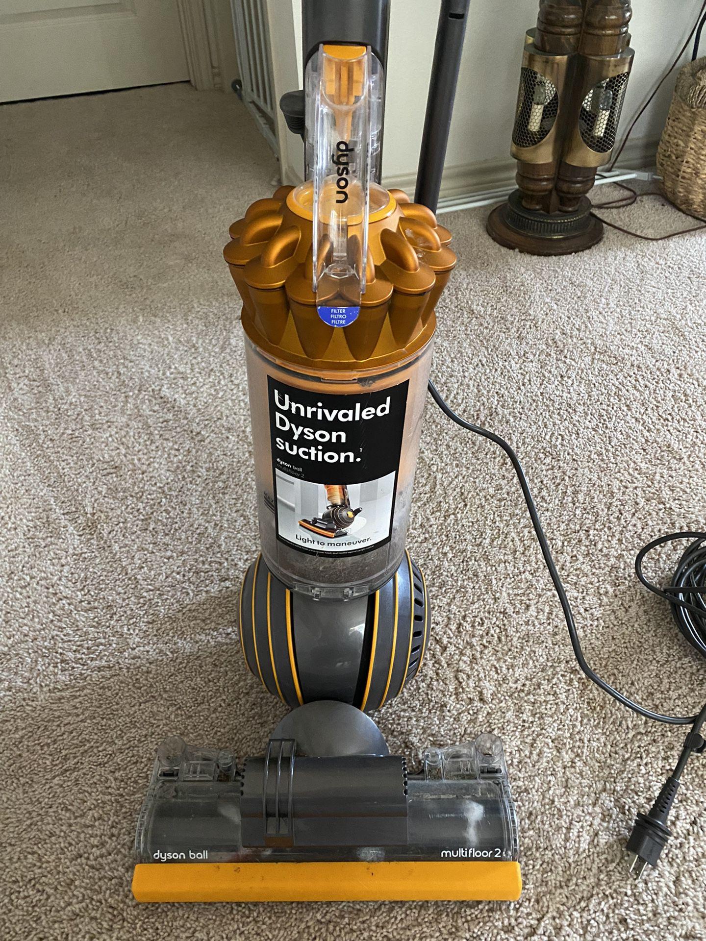 Dyson Multifloor Vacuum