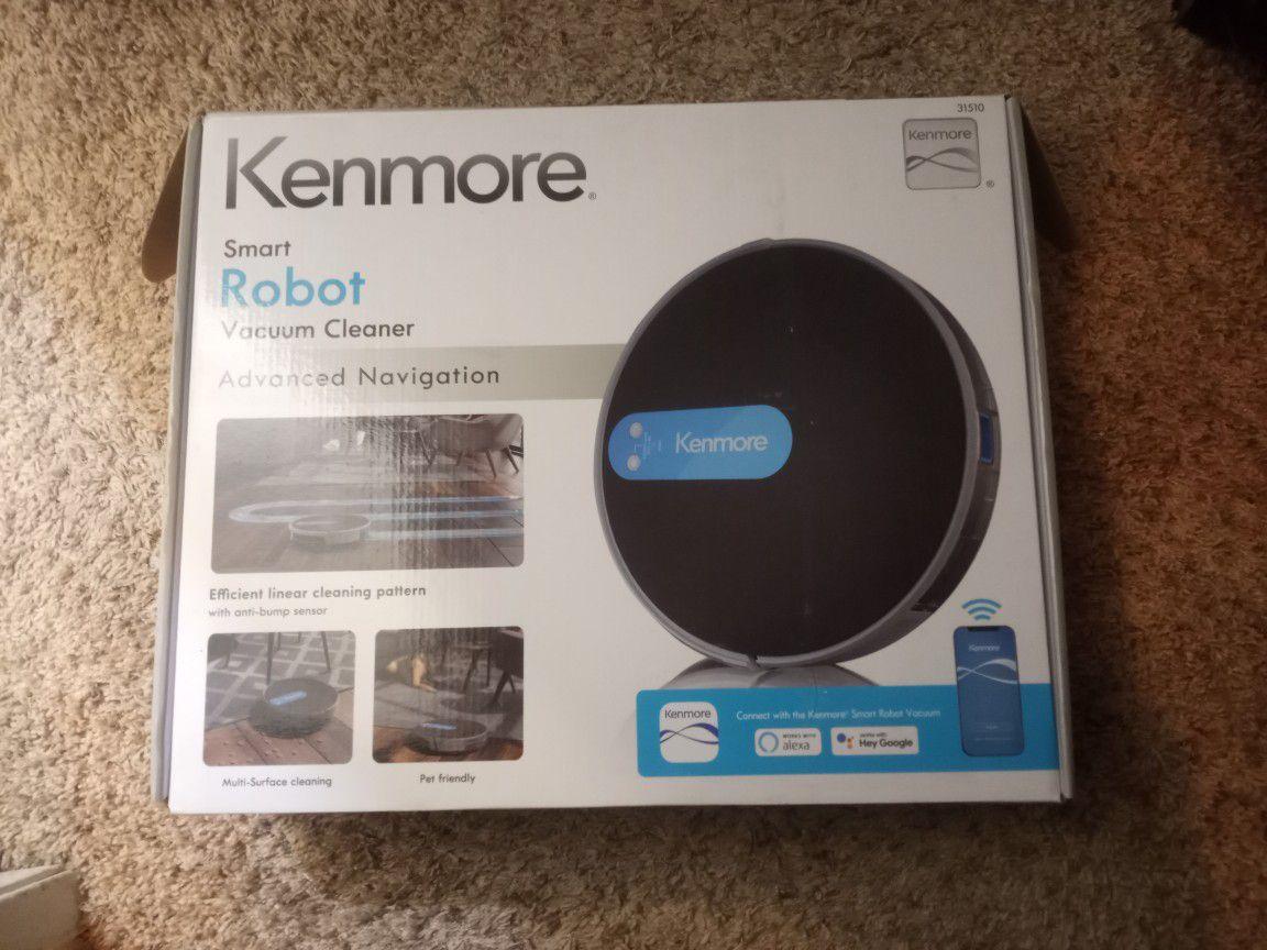 Kenmore Smart Robot Vacuum Cleaner