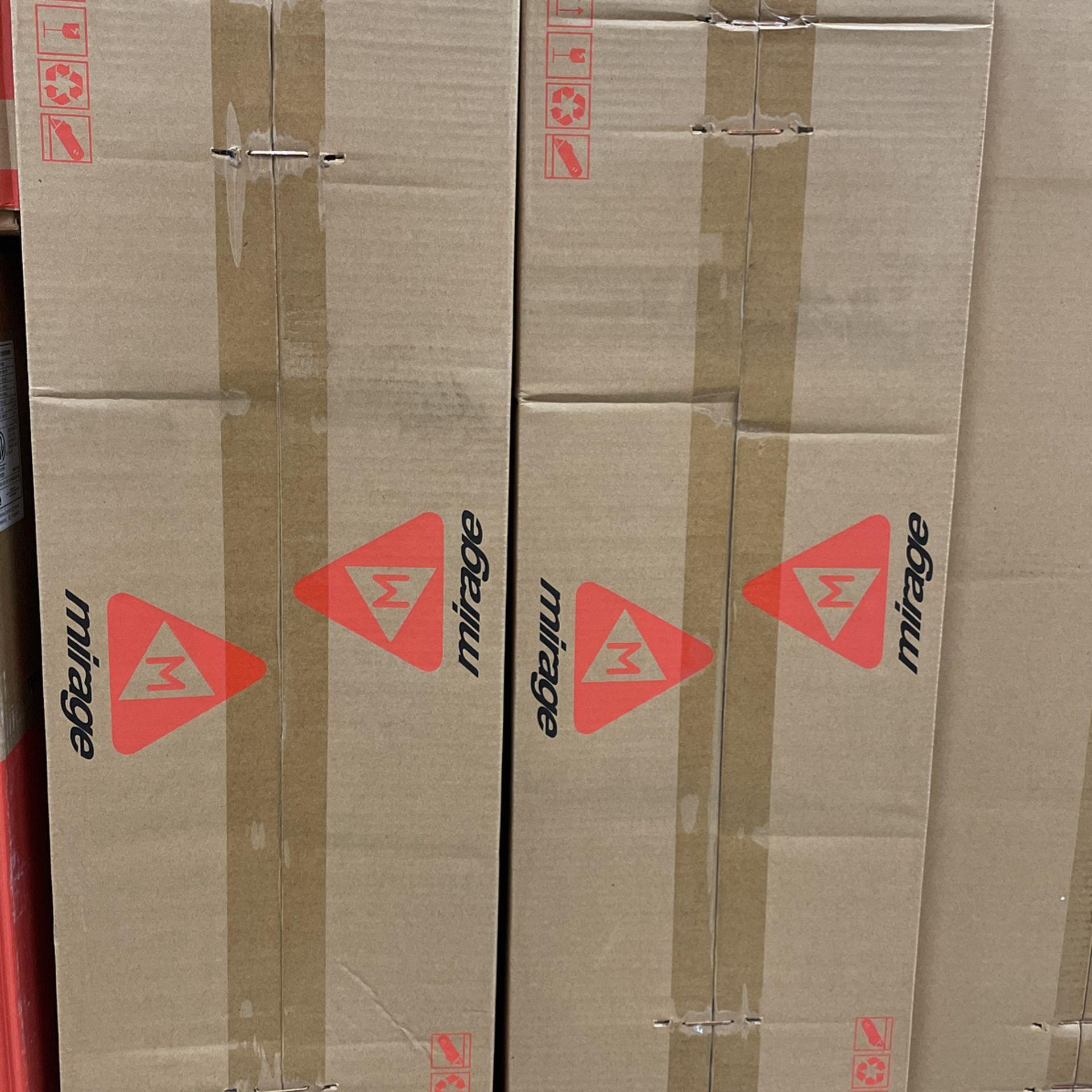 Mirage Multi Zone Mini Split AC 36000BTU 3 Ton Dual 18000BTU