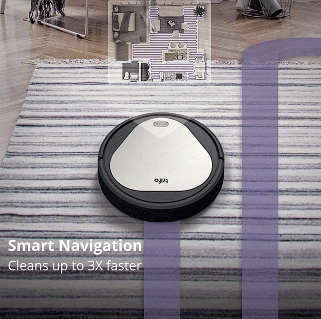 New Robot Vacuum