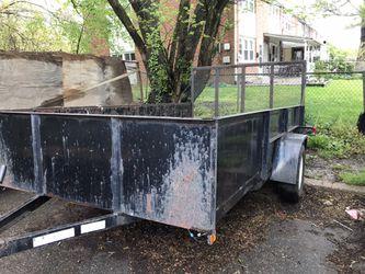 12 x 6 utility trailer Thumbnail