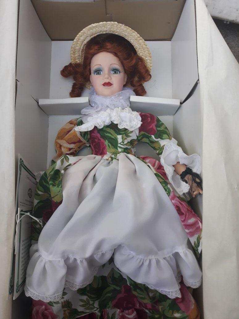 "Royal albert doulton ""Rosie"" Doll"