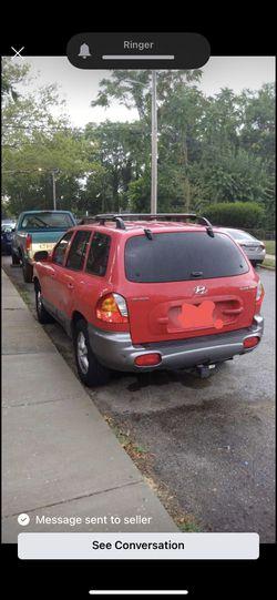 2004 Hyundai Santa FE Thumbnail