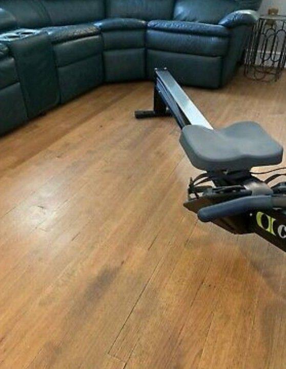 concept 2 indoor rowing machine with pm5 monitor