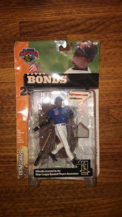Authentic Barry Bonds MLB action figure Thumbnail