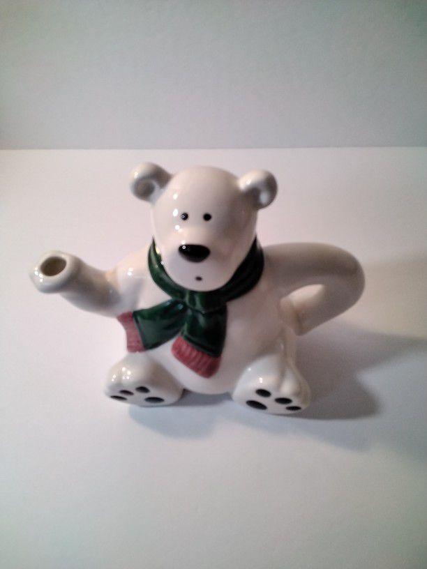 A Bear Tea Pot Very Cute .