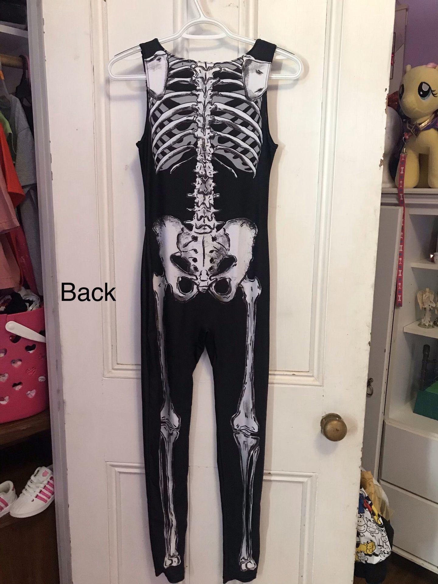 Spirit Halloween body suit women's