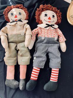 Raggedy Ann & Andy Thumbnail