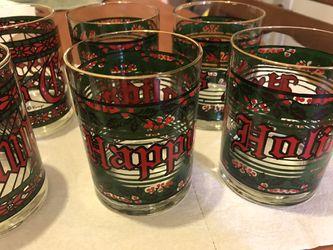 Holiday Glasses - Vintage Thumbnail
