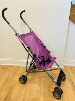 Like New~Cosco Baby stroller with brakes Thumbnail