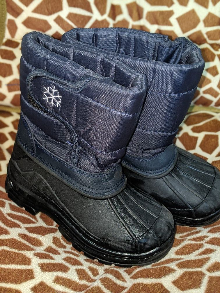 Toddler Snow Boots #9