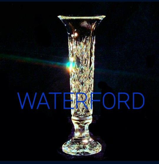 Waterford Crystal  $50 Less than others on line. Ireland Produced.