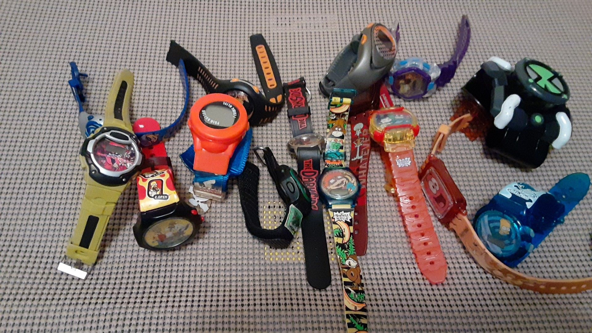 Kids watch collection