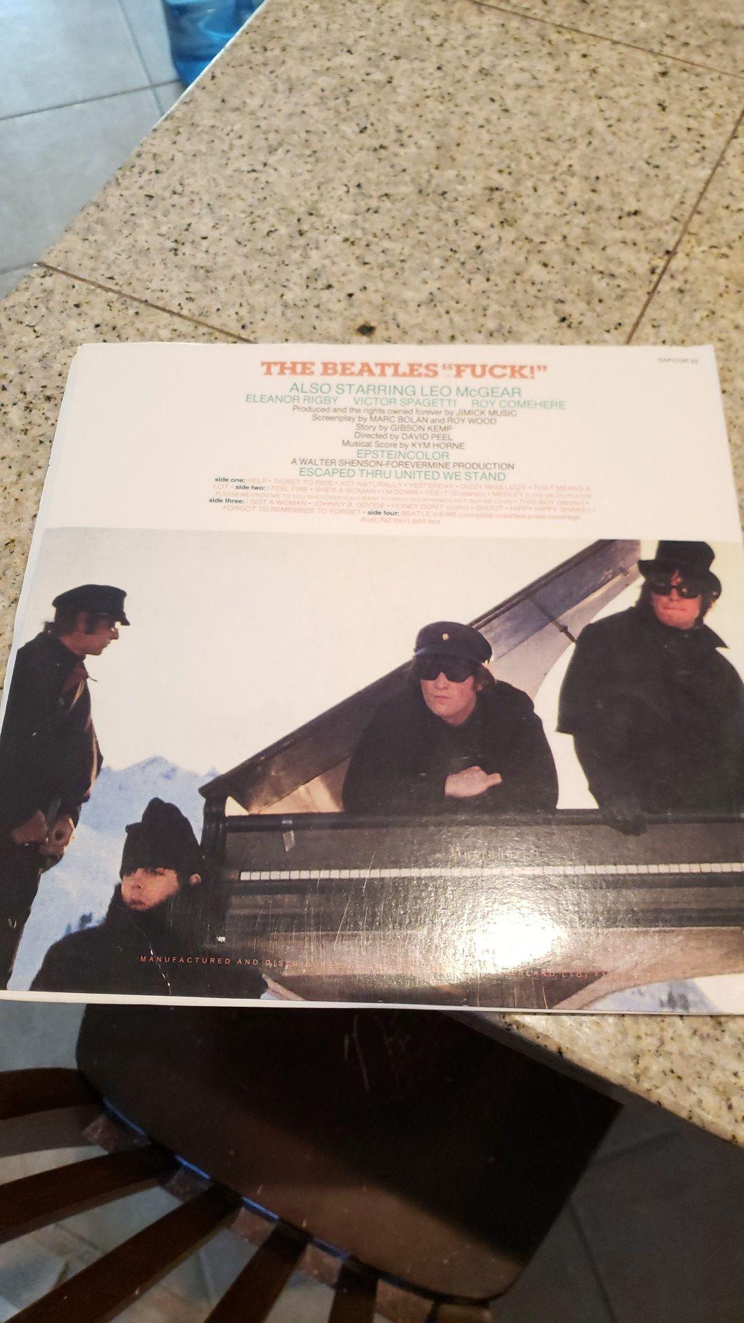 The beatles bootleg