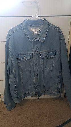 H&M Denim Jacket XL Thumbnail