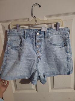 Women Shorts Size 12 American Eagle Thumbnail