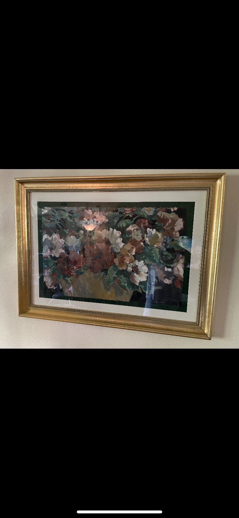 Nancy Lund Print Flowers