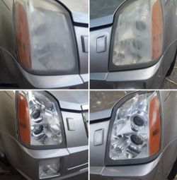 Headlight Restoration  Thumbnail