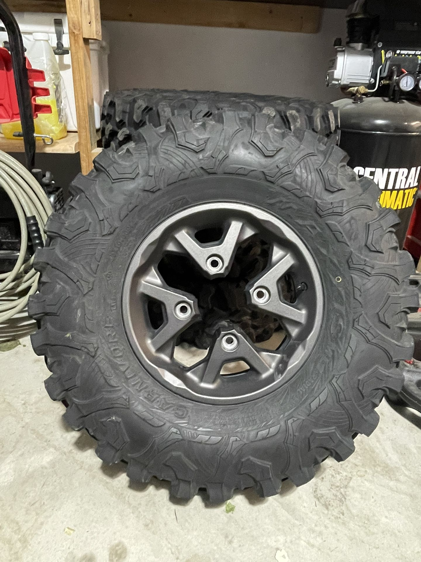 Rzr Wheels And Tires
